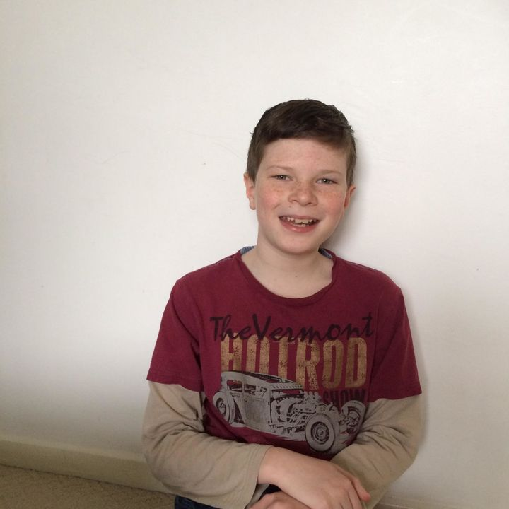 Adam Richmond has improved his social and communication skills through attending LEGO-based therapy sessions