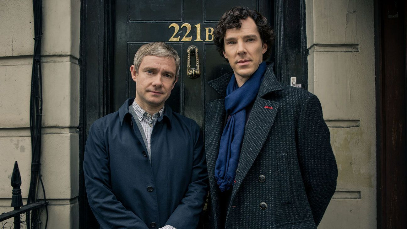 Martin Freeman and Benedict Cumberbatch will be back in