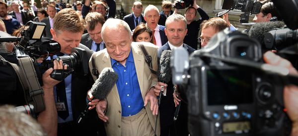 Ken Livingstone Suspended From Labour Party For Anti-Semitism And Hitler Comments