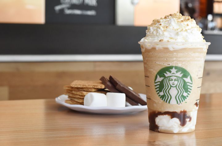Starbucks Birthday Cake Frappuccino Is Back For A Very Short Time