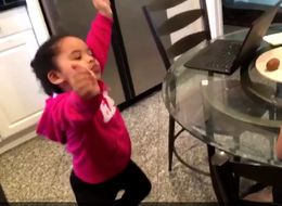 This Little Girl Is All Of Us Listening To Beyoncé's 'Lemonade'