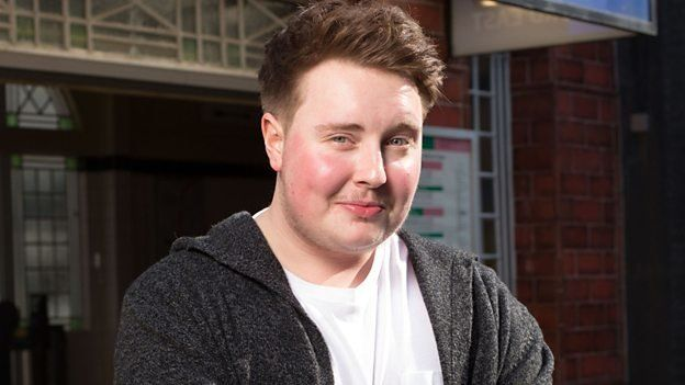 Riley Carter Millington last year became the first trans actor to play a trans character on