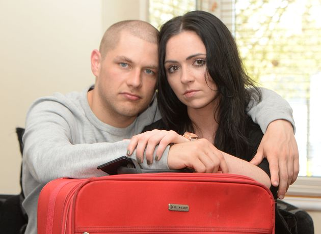 Richella Heekin And Ben Marlow £1,200 Out Of Pocket After Booking Holiday Flights From The Wrong Birmingham
