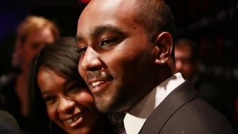 NEW YORK, NY - OCTOBER 22:  Nick Gordon and Bobbi Kristina Brown attends 'The Houstons: On Our Own' series premiere party at the Tribeca Grand Hotel on October 22, 2012 in New York City.  (Photo by Shareif Ziyadat/FilmMagic)