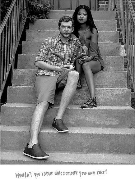 interracial dating Yhdysvalloissa