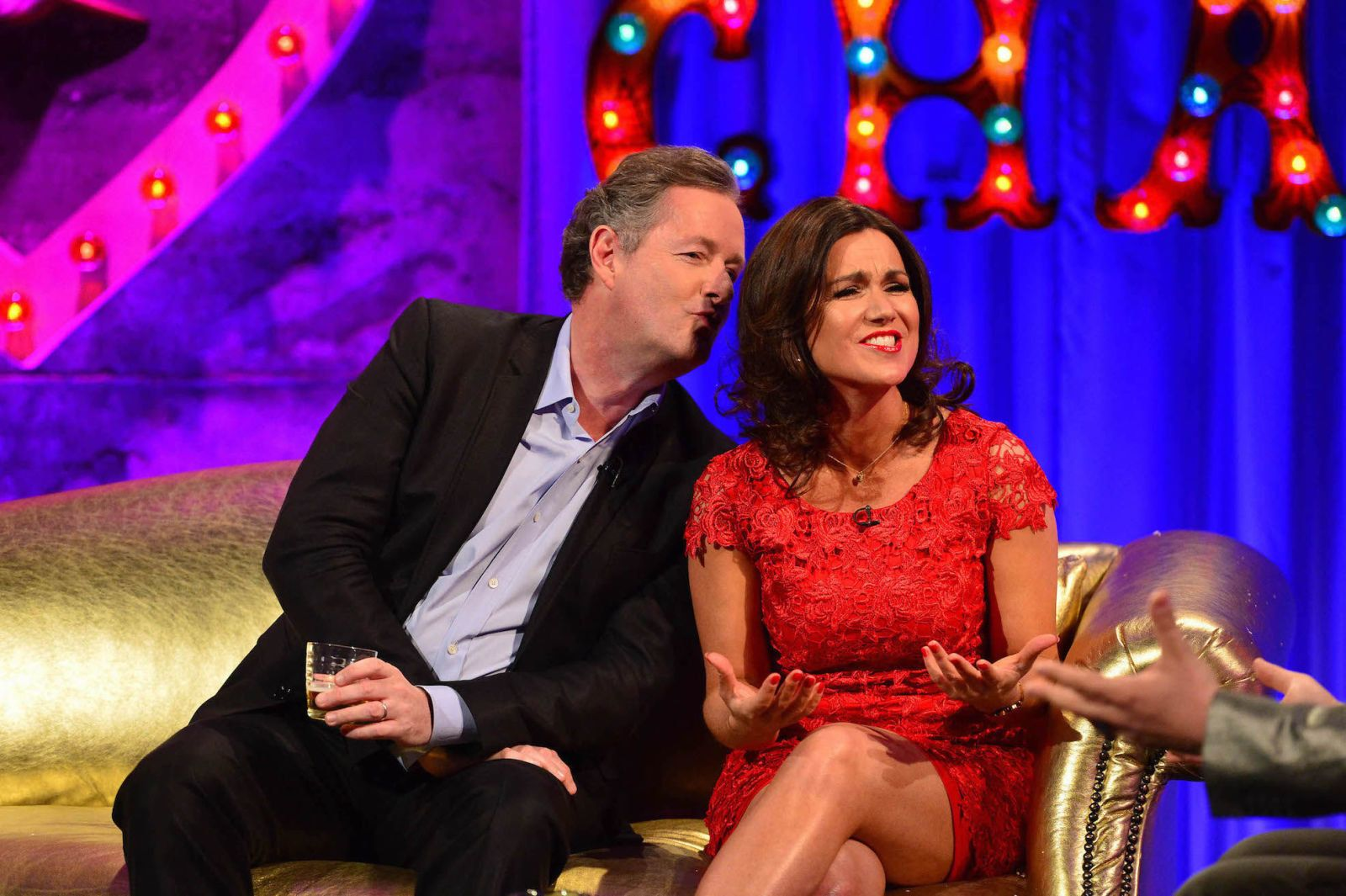 Susanna Reveals What She REALLY Thought When Piers Joined