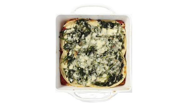 The multi-step affair that is lasagna gets a weeknight makeover with this smart (and delicious) recipe. Like most Mexican twi