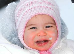 We Can Say With Certainty That These Are The Cutest Photos Of Princess Charlotte