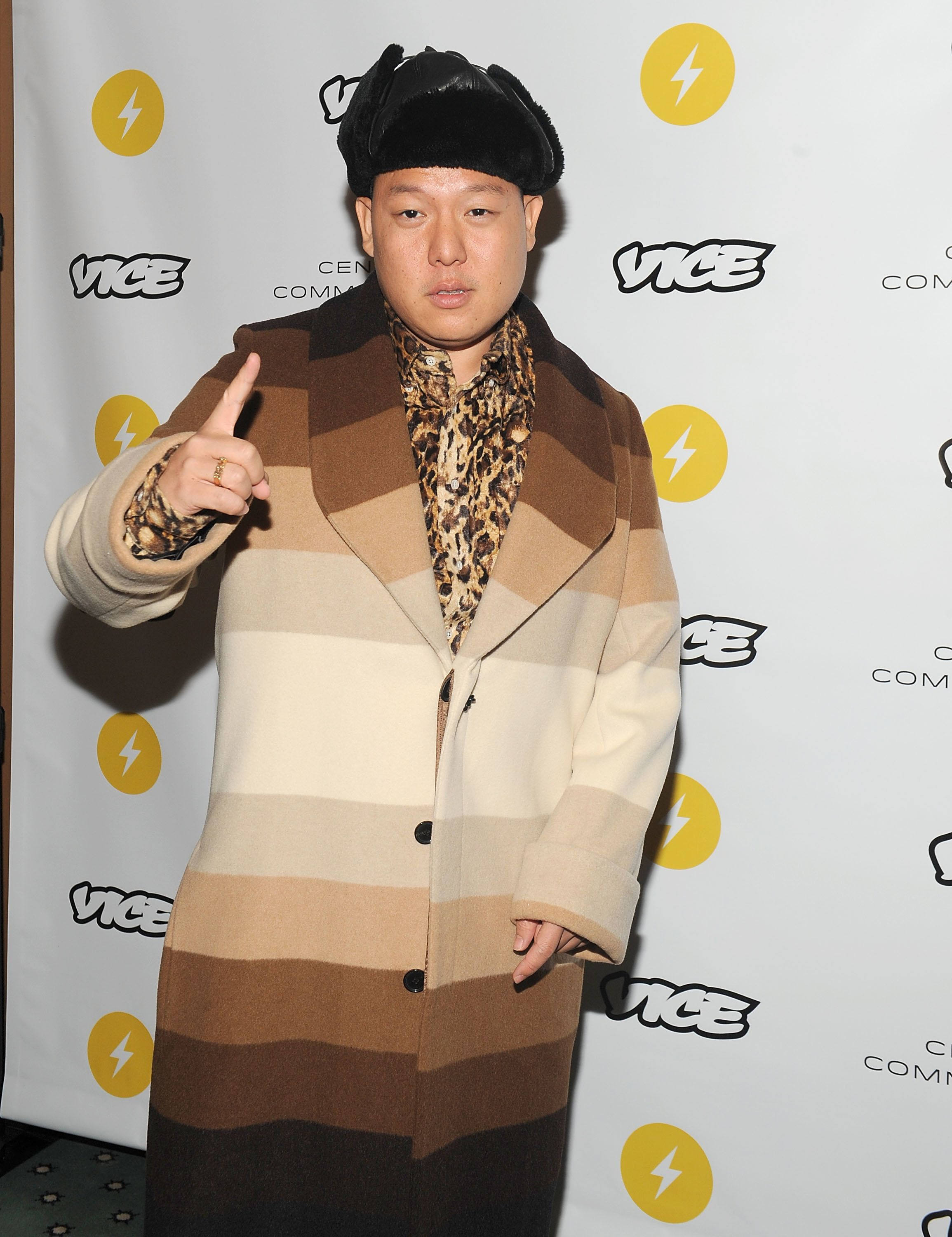 NEW YORK, NY - NOVEMBER 18:  Journalist Eddie Huang attends the Shane Smith Roast By The Center For Communication at Grand Ballroom at the Pierre Hotel on November 18, 2015 in New York City.  (Photo by Brad Barket/Getty Images)