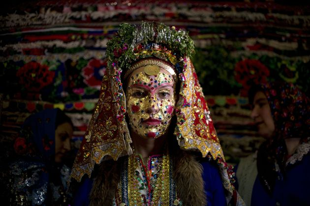 The Bulgarian Tradition Bride 83