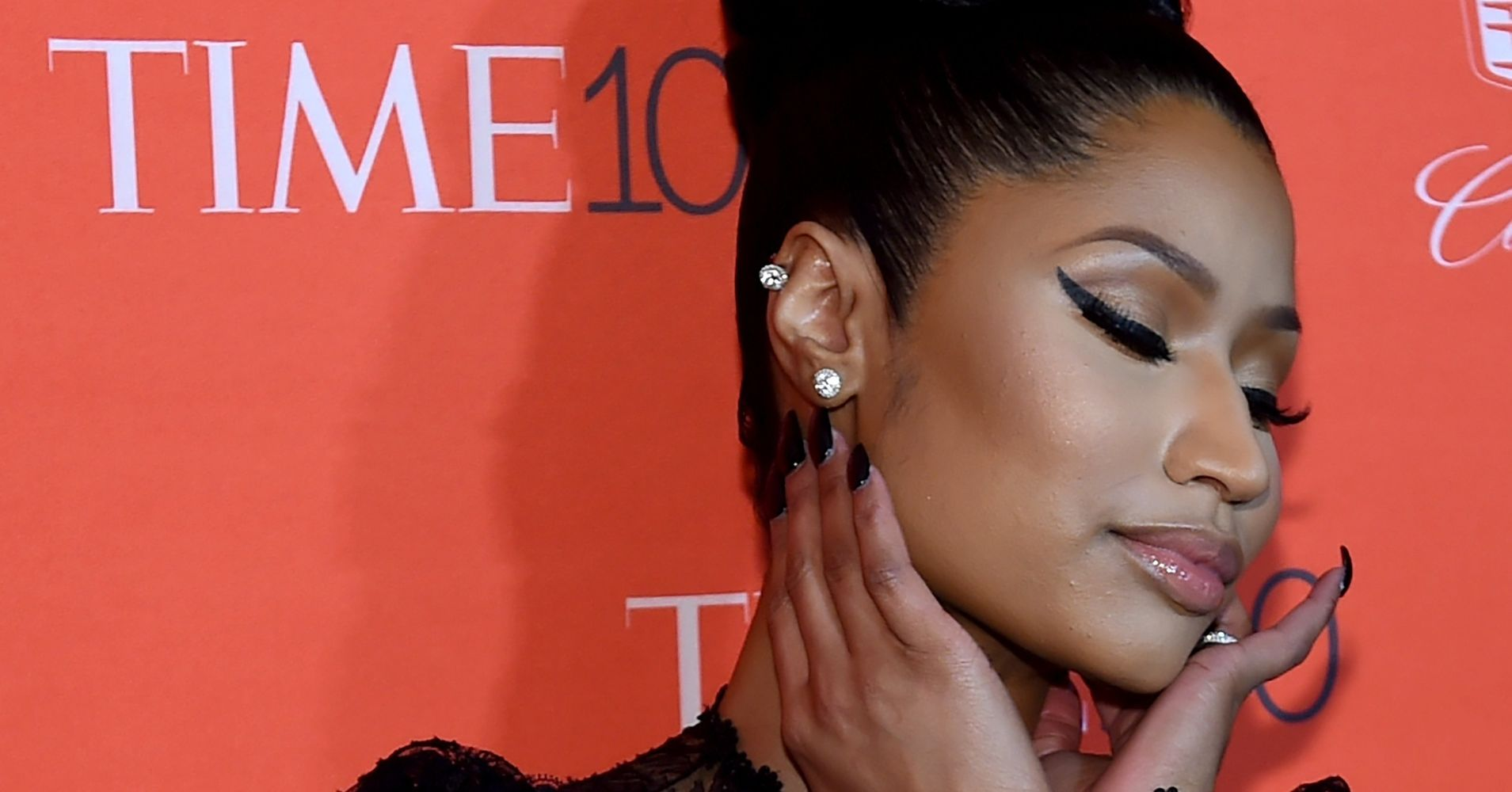 Nicki Minaj Borrows Beyonces Hairstylist And The Results Are Flawless