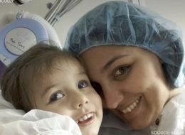 After Transformative Surgery, 2-Year-Old Sees Mother For The First Time