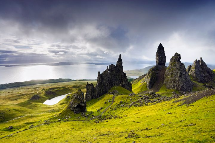 We never realized how badly we want to go to the Scottish Highlands until we saw this picture.