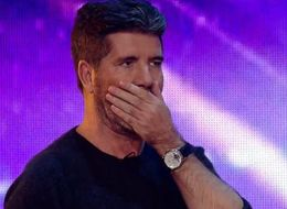 Simon Risks His Life During Highly Dangerous 'BGT' Audition
