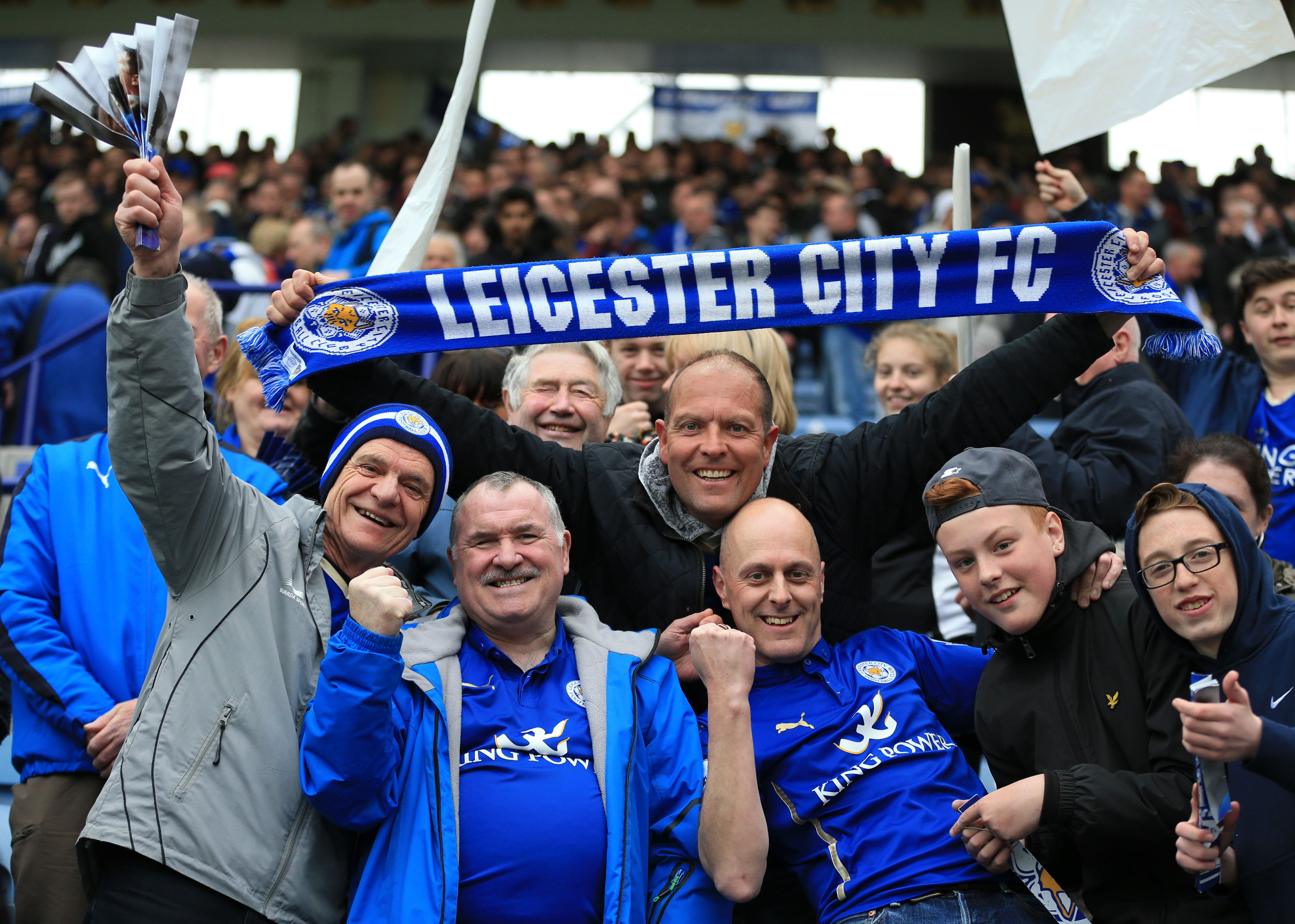 #BackingTheBlues Shows Just How Much Britain Loves An