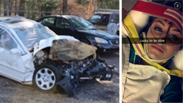 Snapchat Speed Filter Allegedly Caused Teen To Crash Her Car At
