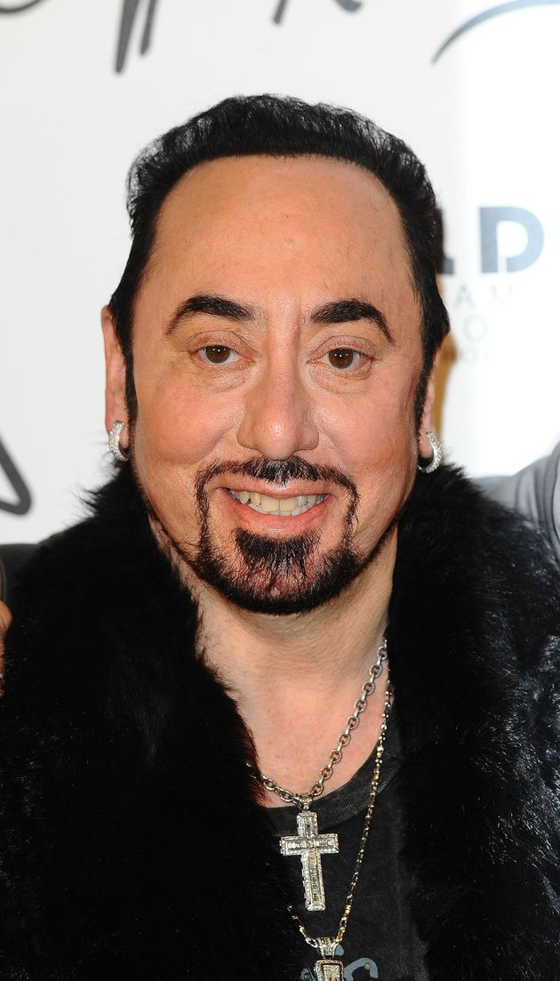 David Gest died earlier this month, at the age of