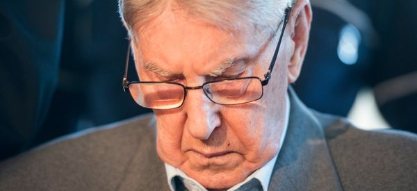 Former Nazi Guard Apologizes To Victims: 'Auschwitz Was A Nightmare'
