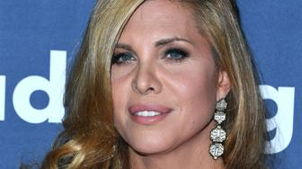BEVERLY HILLS, CALIFORNIA - APRIL 02:  Candis Cayne arrive at the 27th Annual GLAAD Media Awards at The Beverly Hilton Hotel on April 2, 2016 in Beverly Hills, California.  (Photo by Steve Granitz/WireImage)