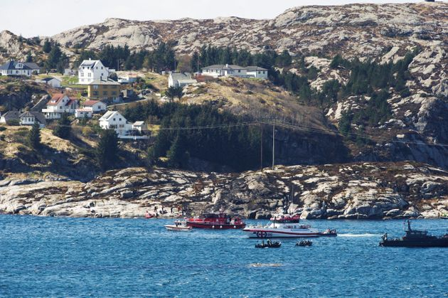 Norway Fatal Helicopter Crash Grounds All Flights By UK Operators With The Same