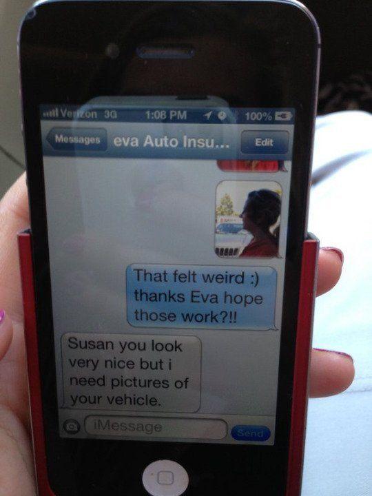 Car Insurance Claim Lands Mum In Very Awkward