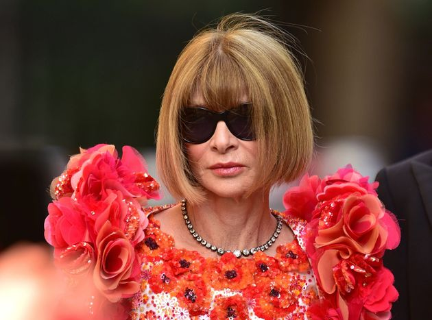 Anna Wintour is in charge of the guest
