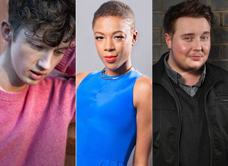 10 LGBT Rising Stars From The Entertainment