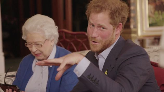 Prince Harry's Invictus Games 2016 Video With The Queen And The Obamas Might Break The
