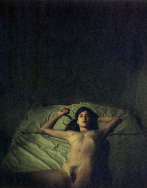 """Artist Aneta Bartos Featured in """"In The Raw: The Female Gaze on The Nude"""" Exhibit, Untitled Space Gallery, New York"""