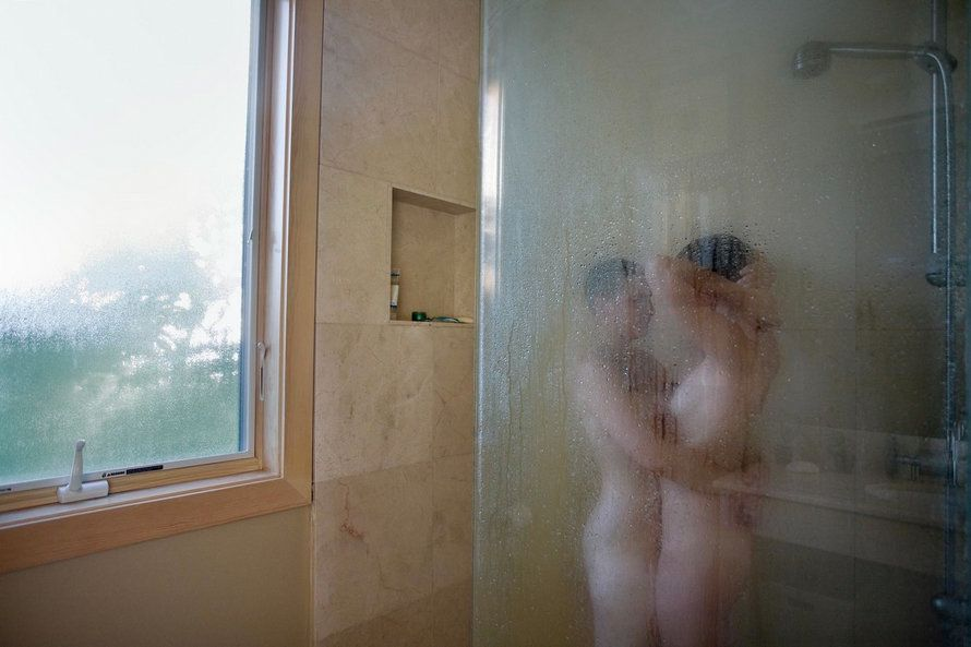 """Featured in """"In The Raw: The Female Gaze on The Nude"""" Exhibit, Untitled Space Gallery, New York"""