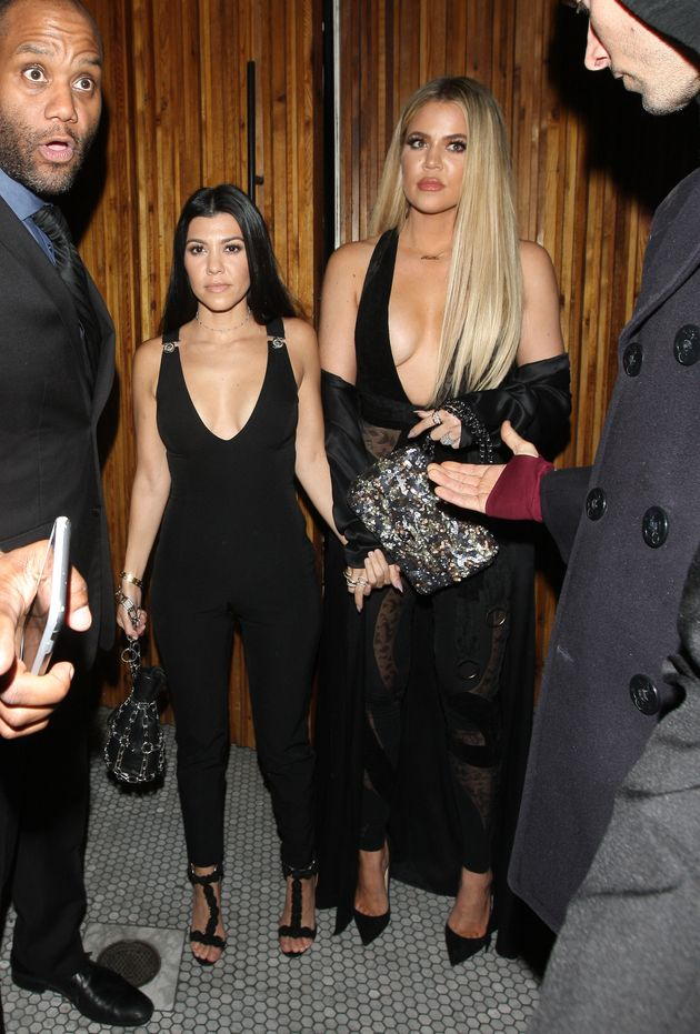 Celebs Wore The Wildest Outfits To Gigi Hadid's 21st Birthday