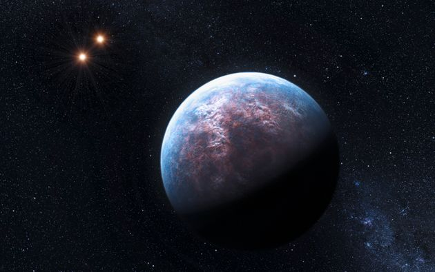 An exoplanet 6 times the Earth-size circulating around its low-mass host