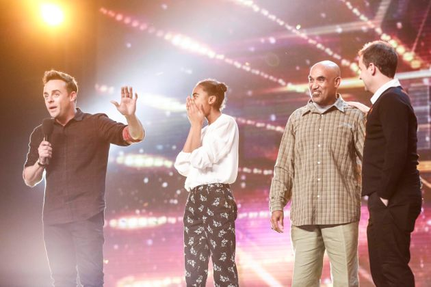 Jessica is the fourth Golden Buzzer act of this year's