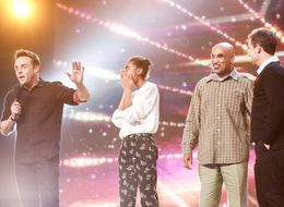 Ant And Dec's 'BGT' Golden Buzzer Act Gets An Emotional Response