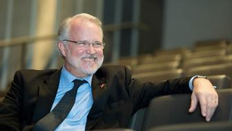 Craig Calhoun will become president of the Berggruen Institute this summer.