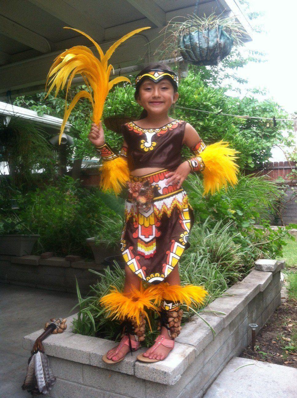Tenochtitlan Aztec Dancers