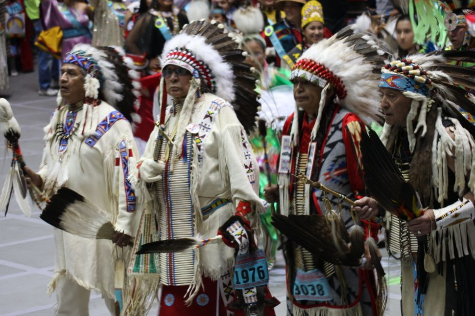 Native and indigenous peoples come together to celebrate for North american culture facts