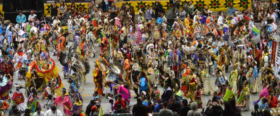 native and indigenous peoples come together to celebrate heritage
