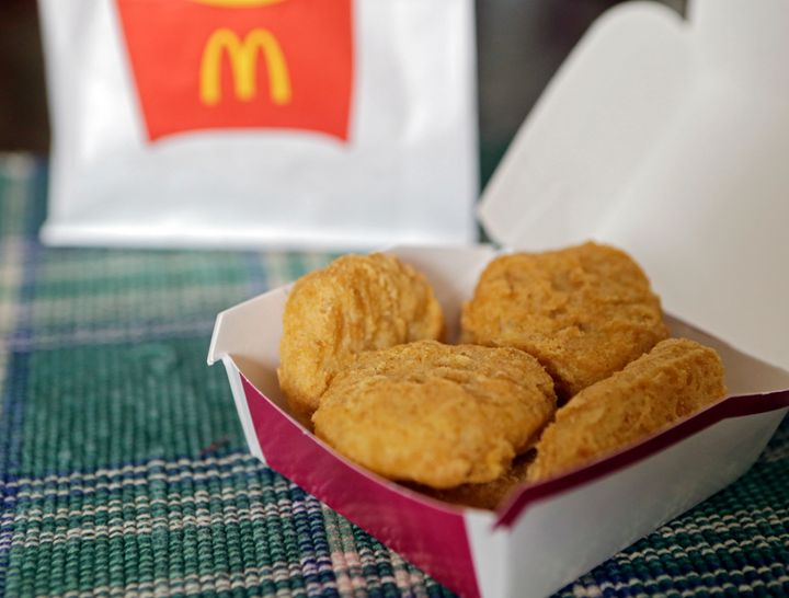 McDonald's is stripping its McNuggets of artificial preservatives.