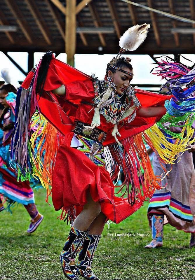 Jayda Gadwa named the Head Young Lady Dancer at 2016 Gathering of Nations.