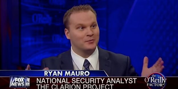 Mauro is on Fox News all the time.