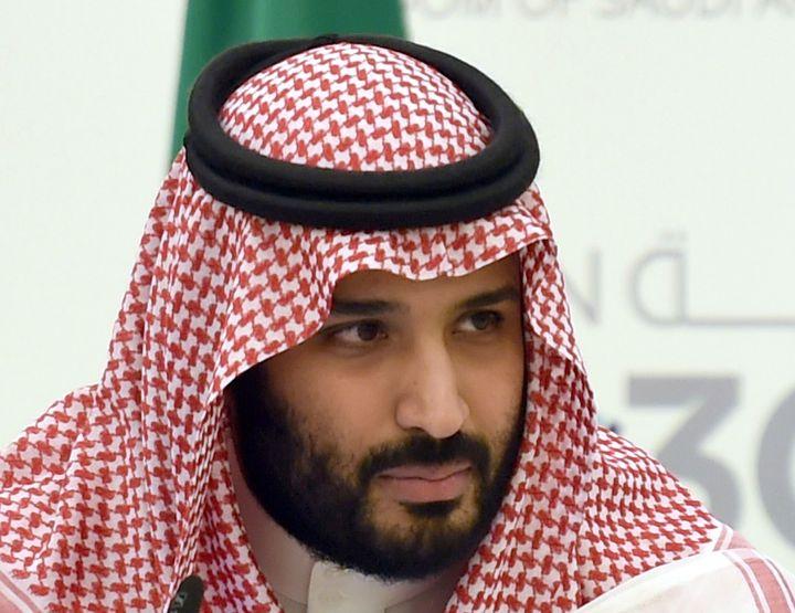 Deputy Crown Prince Mohammed bin Salman announced theeconomic reform plan on Monday.