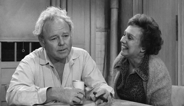 """Carroll O'Connor had the role ofArchie Bunker on """"All in the Family,"""" alongside Jean Stapleton, who portrayed his wife,"""