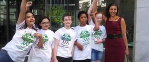 OUR CHILDRENS TRUST WASHINGTON KIDS CLIMATE CHANGE