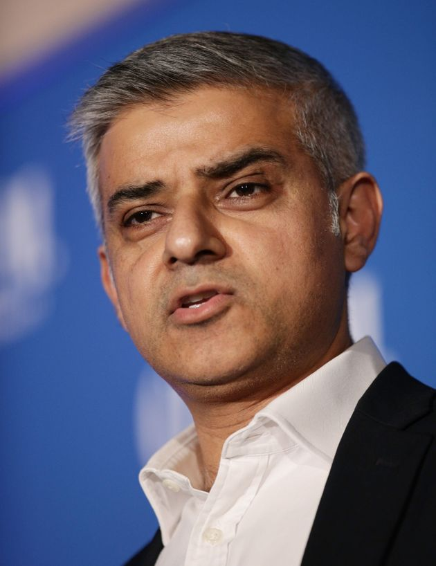 Sadiq Khan thinks Labour's anti-semitism row will hurt him in the