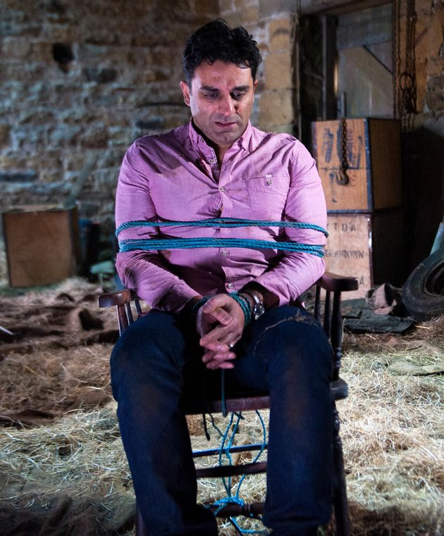 'Emmerdale' Spoiler: Cain Dingle's On The Warpath - But He's Got The Wrong