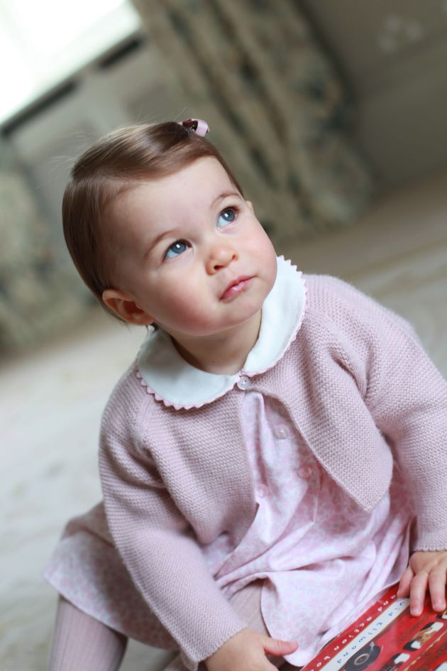 Princess Charlotte will celebrate her first birthday on Monday, May