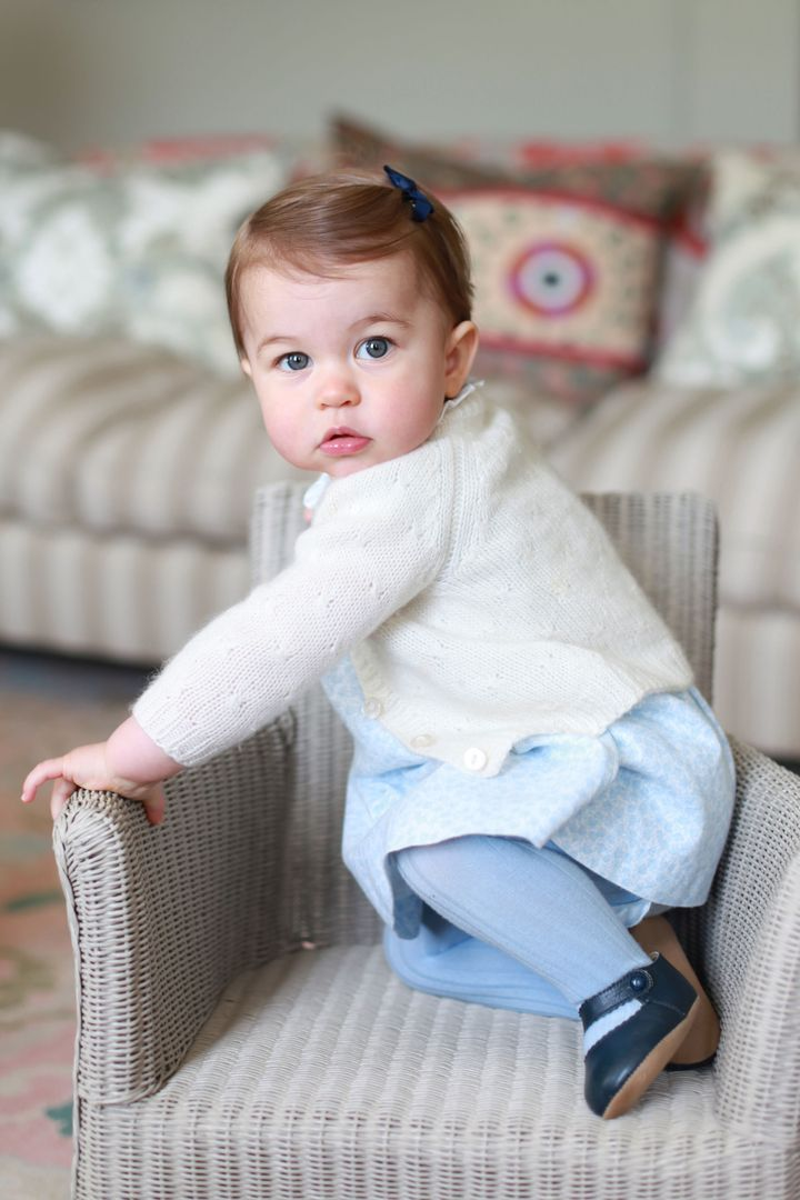 Kensington Palace released the new set of images on Sunday morning.