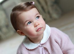 Adorable New Photos Of Princess Charlotte Mark Her First Birthday
