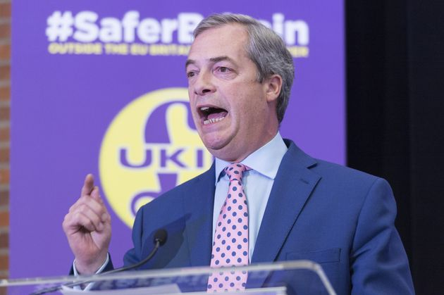 Farage's vision for a post-Breixt Britain: 'Self-governing, self-confident and much more global in